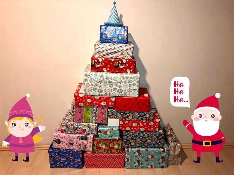 Spiridușii lui Moș Crăciun